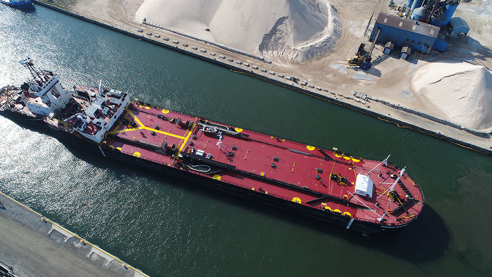 NormanMcLeod in Hamilton Harbour